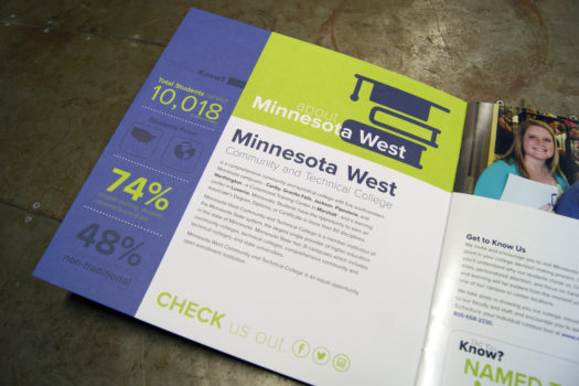 Collateral Print Pieces: Minnesota West